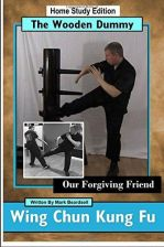 Mark Beardsell Wing Chun Kung Fu The Wooden Dummy