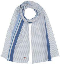 66d58605566e8 Amazon Tommy Hilfiger szalik męski T-shirt Stripe Scarf