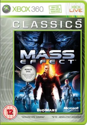 Mass Effect (Gra Xbox 360)