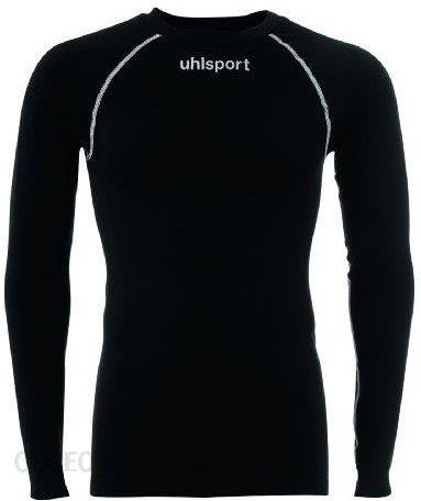Amazon Uhlsport termiczna koszula z długim rękawem., czarny