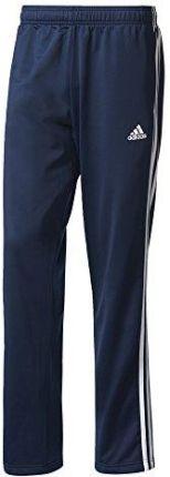 bc089b4d36e15 Amazon adidas Essentials męskie spodnie z 3 paskami w kolorze niebieskim,  niebieski, xxl