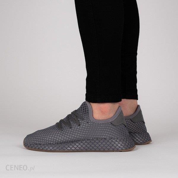 Buty damskie sneakersy adidas Originals Deerupt Runner J DA9609 SZARY