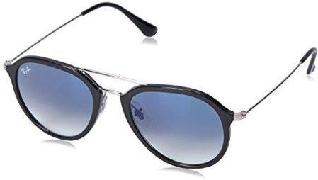 Amazon Okulary przeciwsłoneczne Ray-Ban-4253 dla dorosłych uniseks, czarny  (Negro) e2a879dc2043