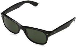 Amazon Ray-Ban rb2132 New Wayfarer okulary przeciwsłoneczne 55 MM - 55 mm  czarny 3f47f6f17315