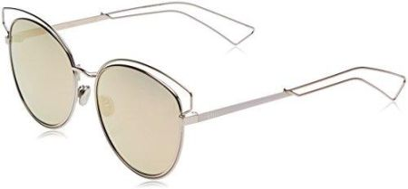 Amazon Christian Dior – Dior Sideral 2, pilot (tropfenfoermig) metalu  damskie okulary - a74f17ccaef9