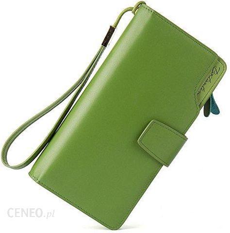 0ba71be323ae8 Amazon bostanten portfel skórzany portfel damski portmonetka port emonnee  Clutch torebka Lang duże