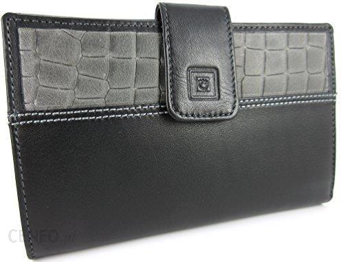 d5099e52f7463 Amazon W 100% prawdziwa skóra – ręcznie wykonane przez rzemieślników – portfel  damski/portmonetka