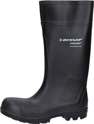 eaaefe0ca9c5c Amazon Dunlop Dunlop kalosze S5 Ci en345 duc462241 męskie buty - czarny ...