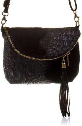 17bd7c9527be6 Amazon Firenze Arte giani torba skórzana torba na ramię Made in Italy.  Autentyczny włoskiej skóry