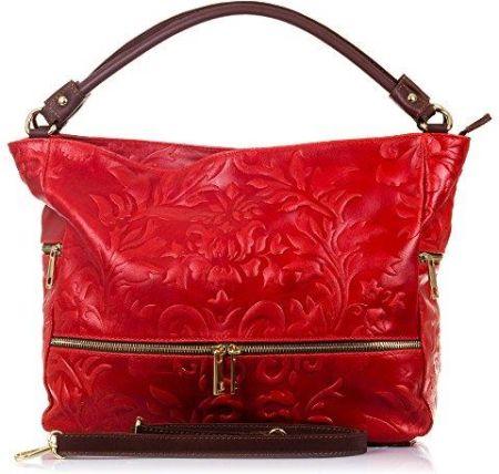5a2deff1e5767 Amazon Firenze Arte giani torba skórzana torba na ramię Made in Italy.  Autentyczny włoskiej skóry