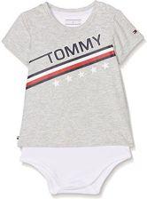 Amazon Tommy Hilfiger Baby-Unisex śpioszki enthusiastic Boy Tee Body S S -  74 e917570d5e