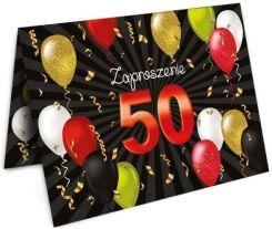 50 Urodziny Akcesoria Imprezowe Ceneopl