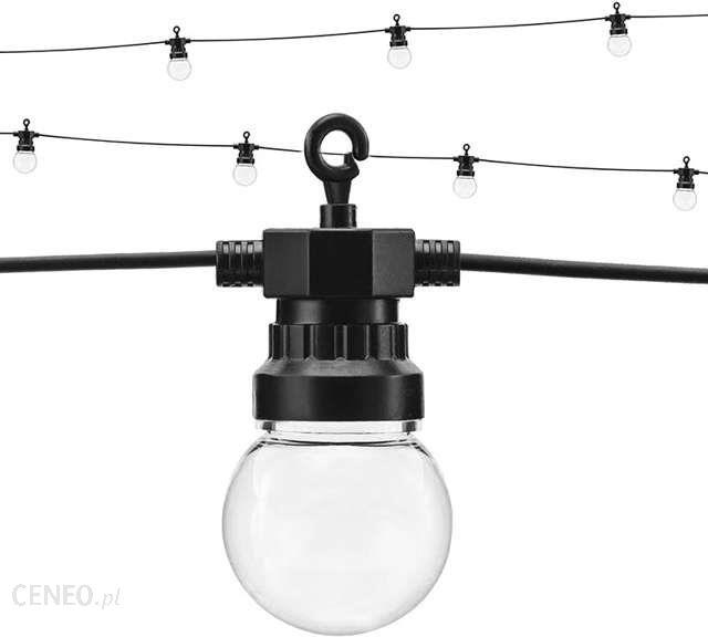 Partydeco Lampki Dekoracyjne Led Bezbarwny 5m
