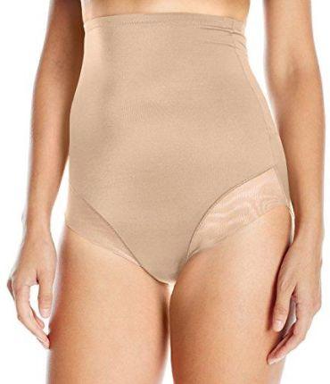 6b5231b84a6d05 Amazon Majtki Triumph True Shape Sens Sup HWPan dla kobiet, kolor: beżowy,  rozmiar