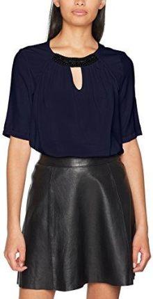 4ac8cab395 Amazon Vero Moda damska bluzka - krój luźny 40 (rozmiar producenta  L)