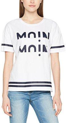 Amazon GUESS damski T-Shirt logo SS VN Lace Tee - l różowy (cameo ... 7d3684c08e1b7