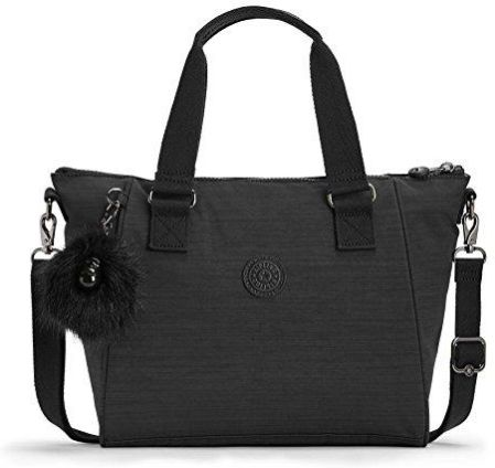 Amazon Kipling amiel Medium Handbag (with Removable Shoulders Trap) Night Blue EMB, OS