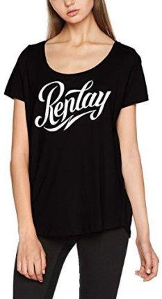 Calvin Klein T shirt damski, czarny Ceny i opinie Ceneo.pl