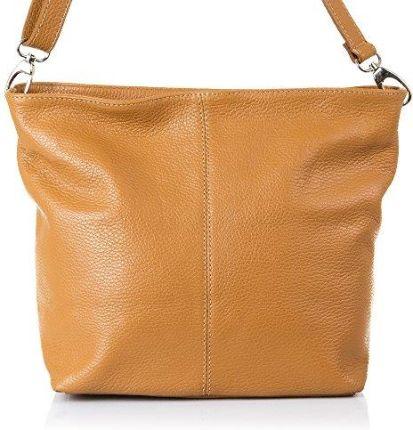 c8d9c00f10d07 Amazon Firenze Arte giani torba skórzana torba na ramię Made in Italy.  Autentyczny włoskiej skóry