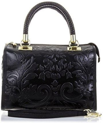 1c2cf3faafc31 Amazon Firenze Arte giani torba skórzana torba na ramię Made in Italy.  Autentyczny włoskiej skóry