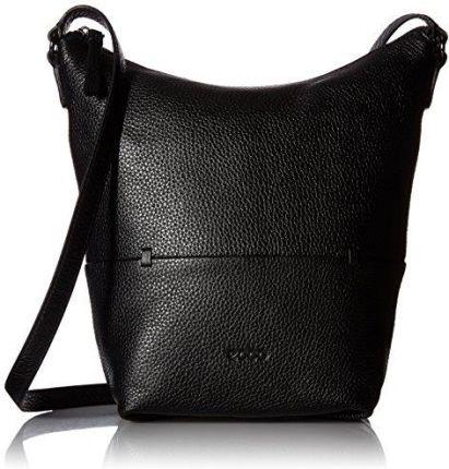 26510bfd7fc27 Amazon Ecco damskie SP Cross Body torba na ramię, czarne (black), 11