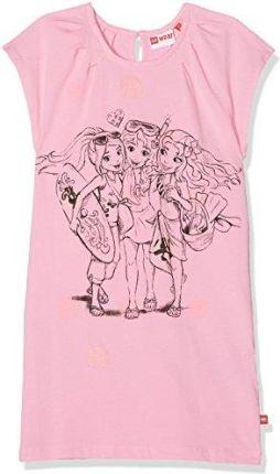 0ab78c4db2 Amazon LEGO Wear sukienka dziewczęca onllive Love trendy Stripe SS oneck  noos - 110