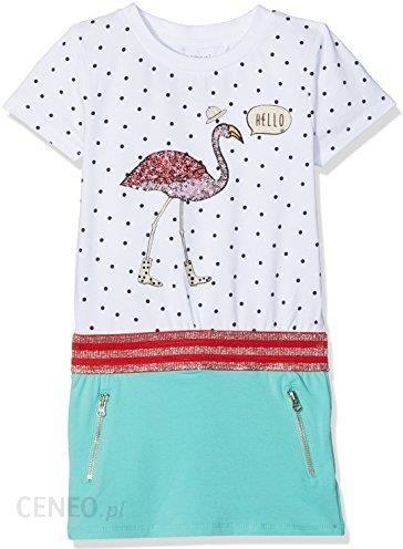25e8f0ed02 Amazon Name it sukienka dziewczęca nkfjannie SS Slim Dress - 134 - zdjęcie 1