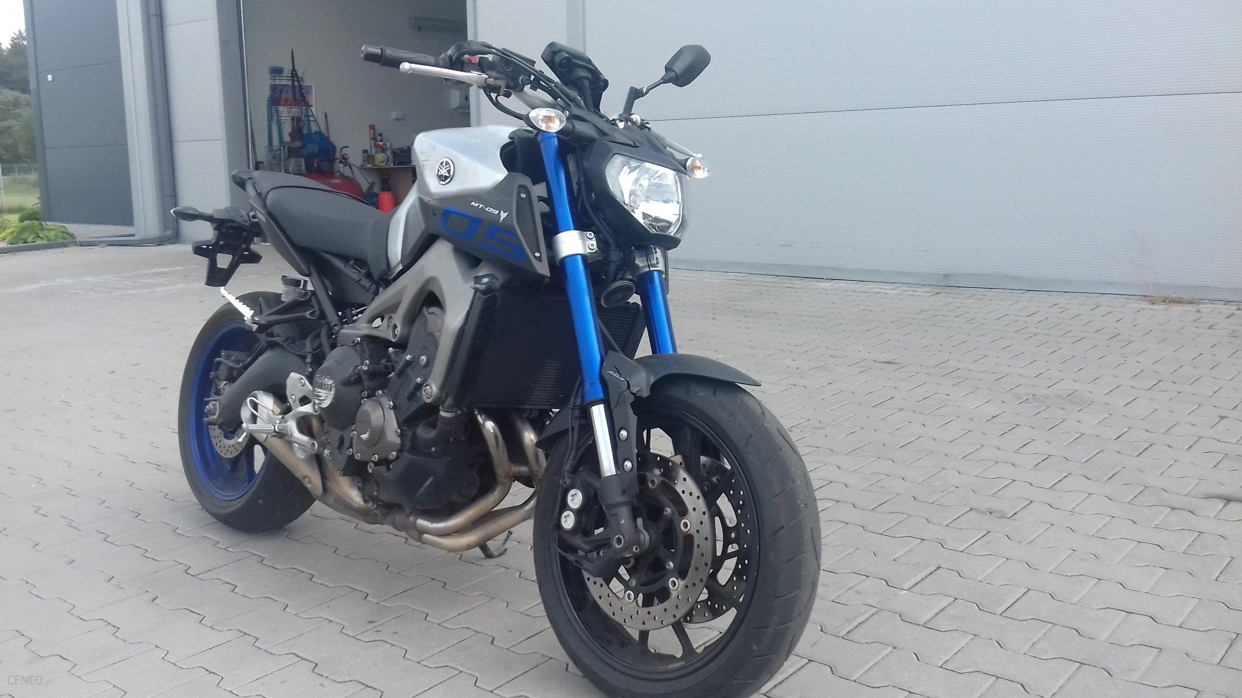 Yamaha Mt 09 2016 R Opinie I Ceny Na Ceneo Pl