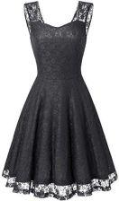 3c4bb8a739 Amazon dresstells 50S torebka damska sukienka koronkowa bez rękawów dla  panny młodej druhny impreza sukienki