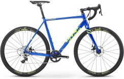 Fuji Cross 1.5 electric blue 2018