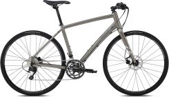 Fuji Absolute 1.1 Disc satin stone silver 2018