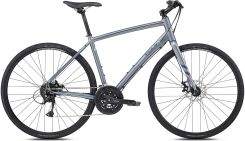 Fuji Absolute 1.7 Disc satin storm silver 2018