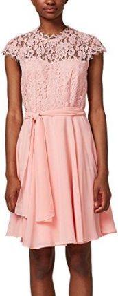 b99b5cd358 Amazon Esprit Collection torebka damska sukienka na imprezę - Koktajl 40  różowy (light pink 690