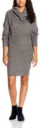 36cbcfb17f Amazon Vila Clothes damski sukienka vimatchi rolln narożny Knit Dress - 38 (rozmiar  producenta
