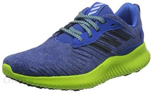 online store cddc5 be23d ... 32288af3b57f Amazon Adidas unisex dziecięce buty do biegania Alpha  Bounce RC - niebieski - 37 1 ...