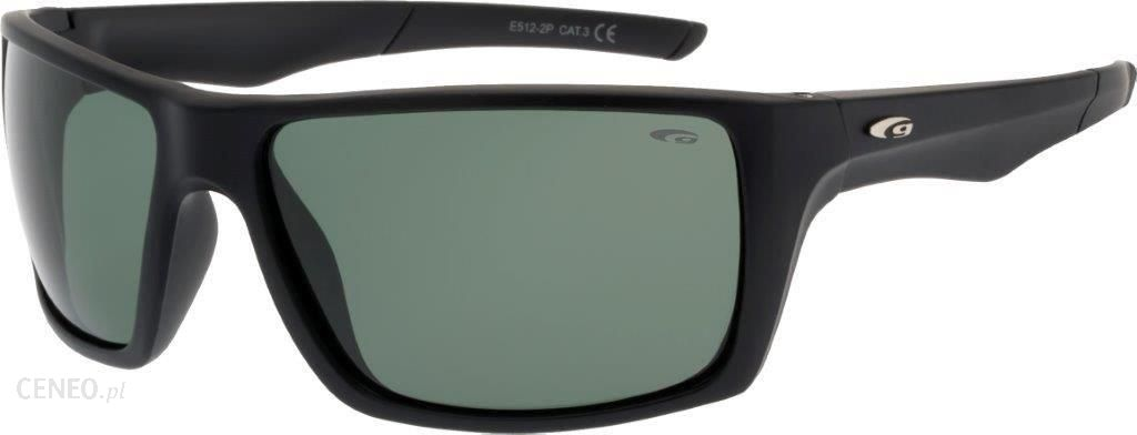 f4f35afa3ed3bf Okulary przeciwsłoneczne Goggle czarne (E512-2P). Darmowy odbiór w 21  miastach!