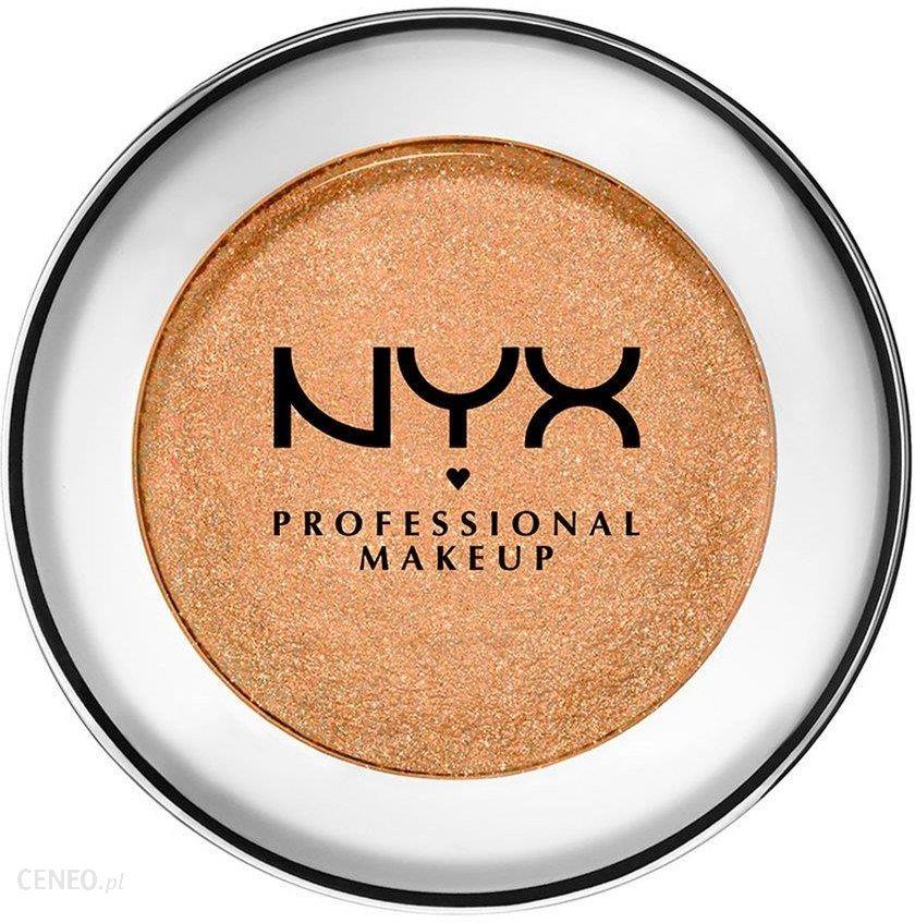 NYX Prismatice Eye Shadow Metaliczny cień do oczu 03 Liquid gold