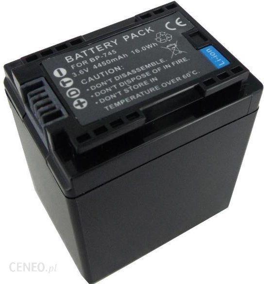 Battery Charger for BP-709 BP-727 BP-718 CANON Vixia HF M500 R30 R300 Legria