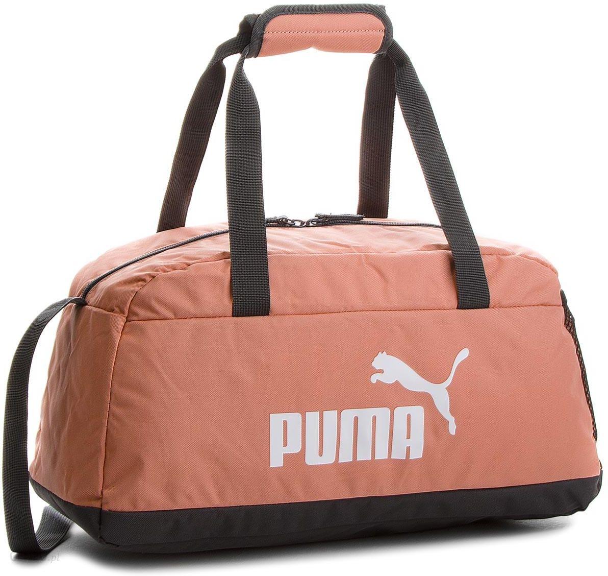 83691cda890d3 Torba PUMA - Phase Sport Bag 074942 Peach Beige 28 - Ceny i opinie ...