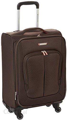 6dfadac555c3a Amazon Roncato, walizka torebka damska brązowa czekoladowego - zdjęcie 1