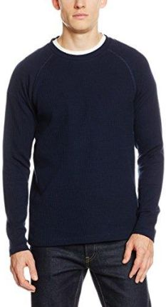 21f0e07a67e94 Amazon Jack & Jones Premium bluza męska jprr Waterproof Sweat LS Crew Neck  EXP - l