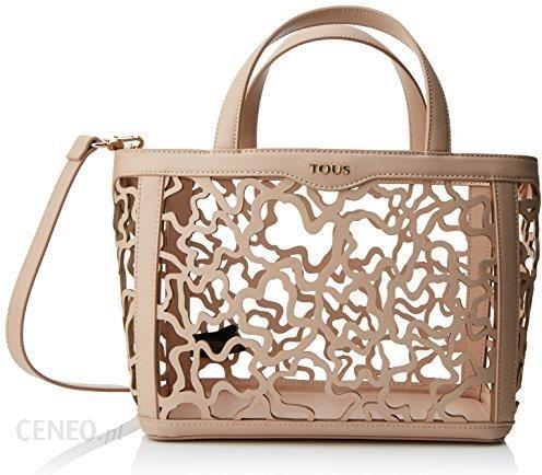 a0e1245c3 Amazon Tous Kaos Shock pequeña, torebka damska Tote - różowy - - zdjęcie 1