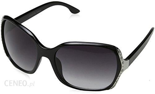 Amazon eyelevel damskie okulary przeciwsłoneczne Samantha, czarne (blackGradient Grey), 60 Ceneo.pl