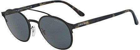 Amazon Giorgio Armani Okulary przeciwsłoneczne (ar6041) - 49 mat czarny a4ce1ad8a8