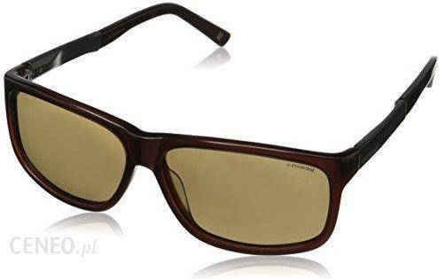 Amazon Polaroid okulary przeciwsłoneczne PLD 247452   o81 męskie, brązowe  (Marrone Marrone 0b3599fa4a0c