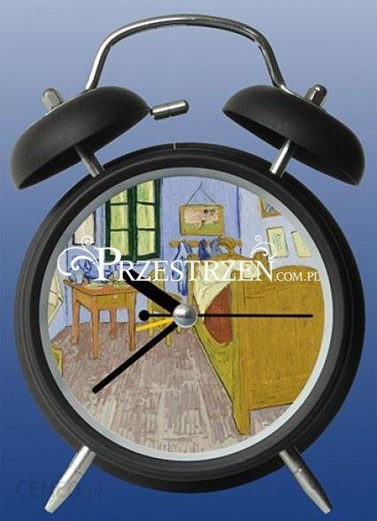 Parastone Zegar Budzik Sypialnia W Arles 1889 Wg Obrazu Van Gogha Clo07