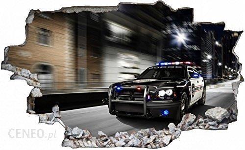 Amazon Policja Pojazdy Policyjne Naznaczony Tatuaż Na ścianę Naklejka Na ścianę Naklejka Na ścianę C0586 120 Cm X 180 Cm Ceneopl