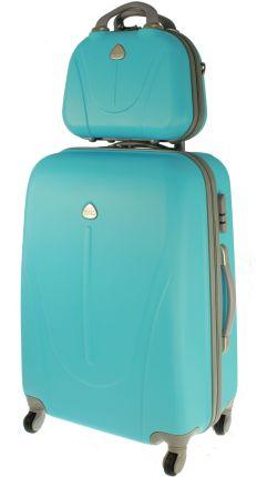 e02a54e776e4b Zestaw walizek podróżnych 3w1 Sapphire ST-110 - Ceny i opinie - Ceneo.pl