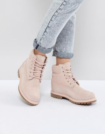 Timberland Icon Suede 6-inch damska