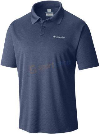 4c99c2906a1a6e Koszulka męska polo Zero Rules Columbia (granatowa)